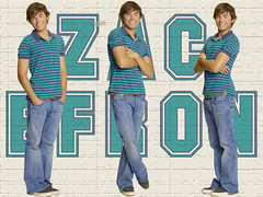 Zac Efron 9 (Lia Lake) Tags: desktop wallpaper quality background famous actor zac papeldeparede ator 1024x768 efron famoso highschoolmusical zacefron lialake