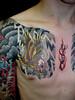Águia Tattoo feita no