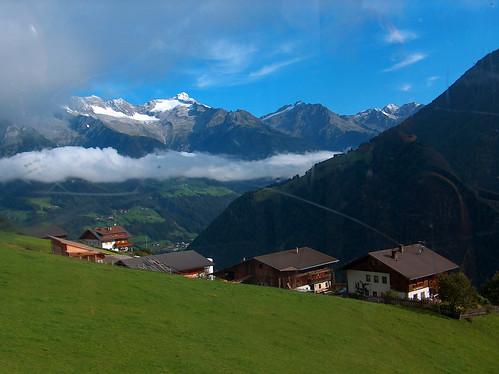 Speikboden itinerari montagna Alto Adige