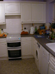 Kitchen - look, you can see it!