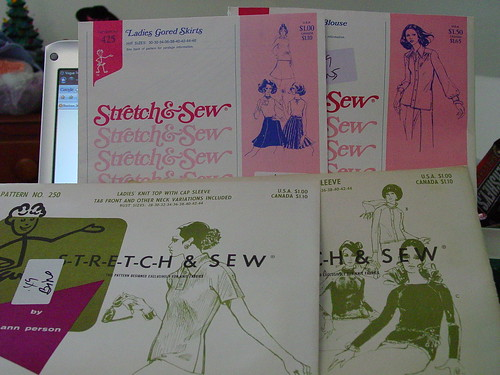 Stretch & Sew Patterns