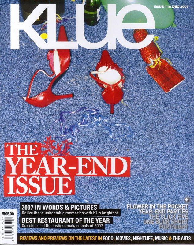 KLue Dec cover
