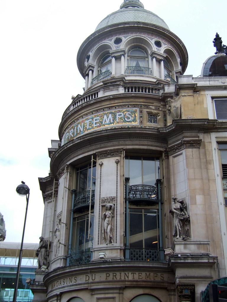 Printemps Department Store, Paris
