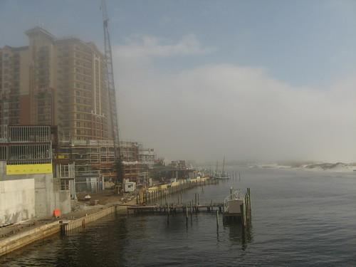 Fort Walton Beach development, Florida, USA