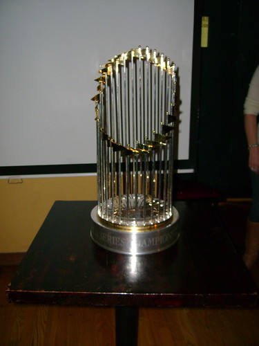 2007 WORLD SERIES CHAMPIONS