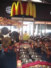 Jakarta fast food