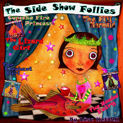 The Side Show Follies Cover!