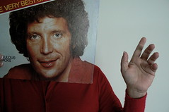 Tom Jones (lenazun) Tags: tom jones caras discos tomjones sleeveface