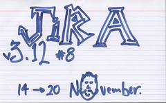 JIRA 3.12 Iteration 8