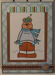 Boyish card