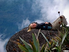 The Neverending Story - Monte Roraima (TLMELO) Tags: portrait woman trekking alone hiking sleep retrato venezuela mulher dream hike climbing story backpacking fim backpack sem tiago gran monte canaima dormir sonho morro thiago justdoit montanha mountaineer roraima melo sabana mountaineers the tepui neverending montanhista blueribbonwinner impossibleisnothing keepwalking thiagomelo diamondclassphotographer flickrdiamond theperfectphotographer histrria tlmelo dotheimpossible