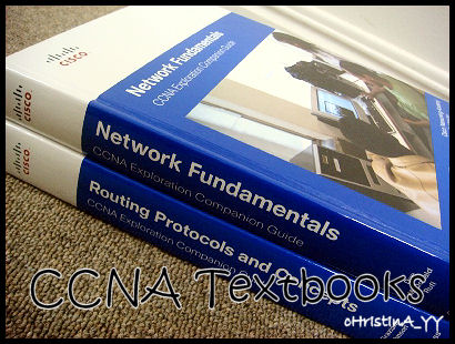 CCNA Textbooks