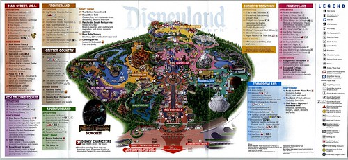 Disneyland Map - Pirates_Page_1