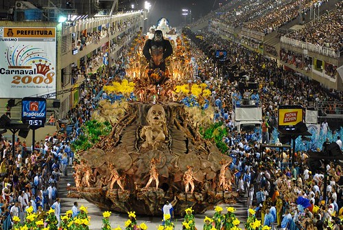 Carnaval 2008. Portela