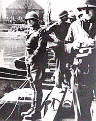 Patton at the Rhine