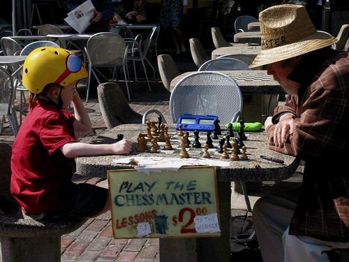 Play the CHESSMASTER