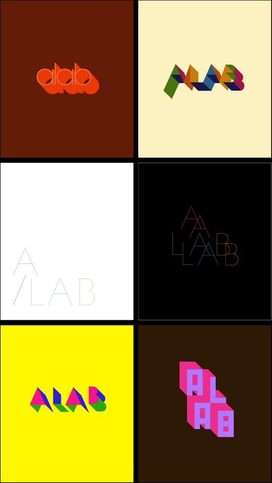 it's a lab