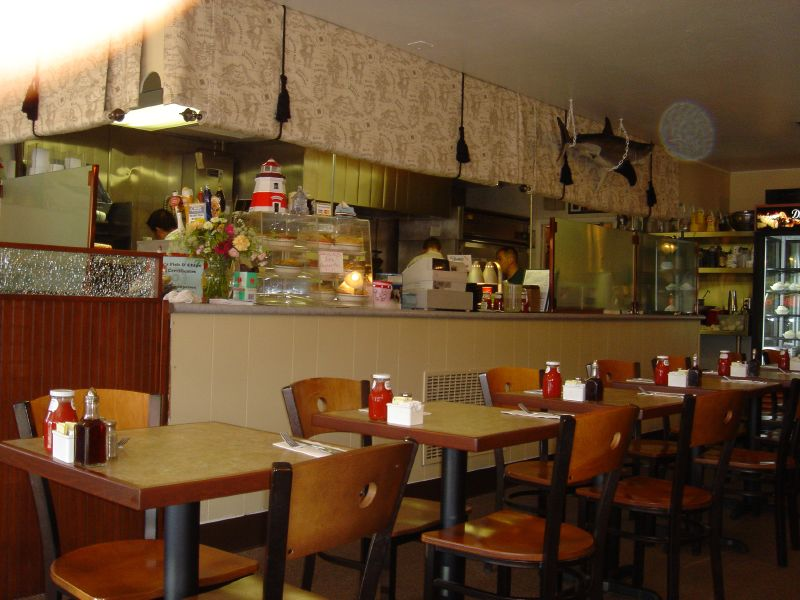 Betty's Interior