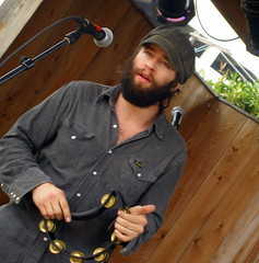 ALEX MAAS of THE BLACK ANGELS