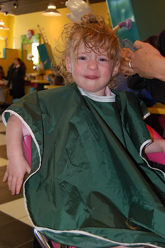 may 2008 first haircut
