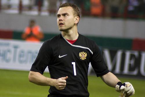 Игорь Акинфеев стал лучшим спортсменом июня