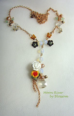 Moon River- necklace