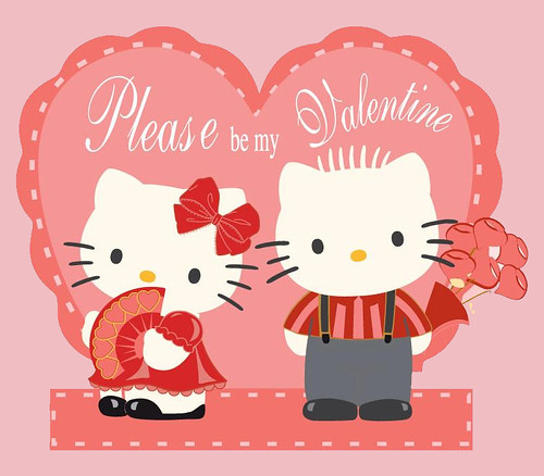 Hello Kitty Valentine A Photo On Flickriver