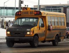 1997 Girardin MB-II/Ford E-350 #331. (PenelopeBillerica2017) Tags: 331