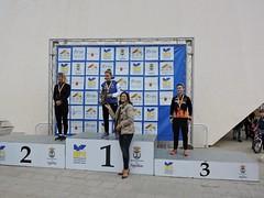 Ana Mariblanca gana clasificatorio duatlon 10