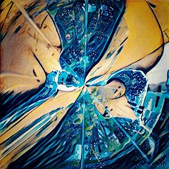 w o r l d l y (epiclectic) Tags: abstract creations filter postprocessing photoshop deviations morph altered wtf art collage filters experiment abstractions weird odd artwork strange fantasy imagination twisted images iphoneography
