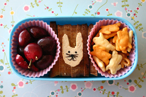 Preschooler Bento #179: May 14, 2009