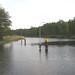 Abzweig der Müggelspree vom Oder-Spree-Kanal