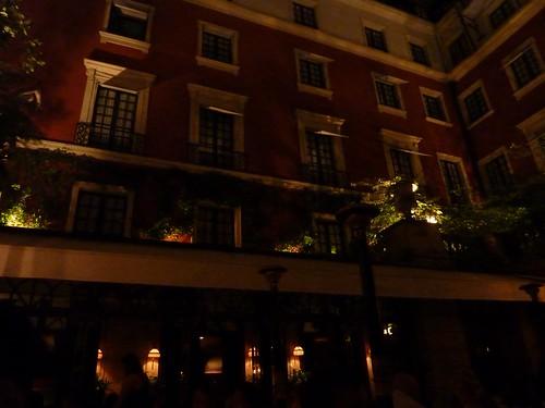 Hôtel Costes - Dinner
