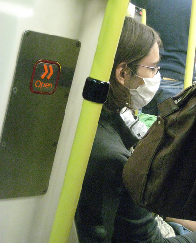 Mask on Tube