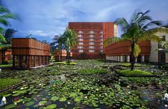 ITC Sonar, Kolkata - Facade (ITCHotels) Tags: sonar kolkata luxury calcutta itc luxuryhotel itchotel kolkatahotel indiahotel itchotels itcsonar