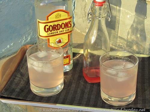 Pink Rhubarb Gin