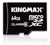 KINGMAX microSDXC_64GB-C6