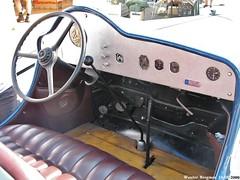 Citroën Petite Rosalie 1933 (XBXG) Tags: auto old france classic car vintage french automobile citroën voiture mans le frankrijk 72 2009 lemans petite rosalie 1933 ancienne sarthe française eurocitro citroënrosalie