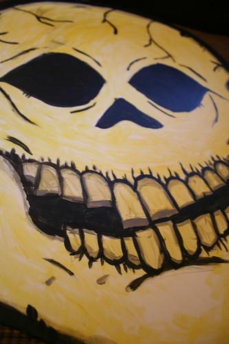 skull -- oct 13