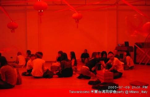 Taiwanissimo 米蘭台灣同學會party @ Milano , Italy (1)