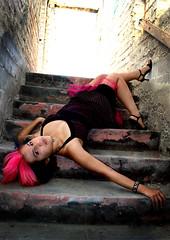 Graceful when down. (Ruby Alvarado) Tags: piratetreasure piratetreasure2 piratetreasure3