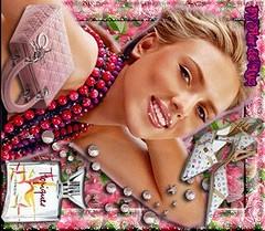 Sorriso Lindo-Prolas Perfume (lunna_cristal) Tags: sunset flores lady perfume rosa triste lindo sorriso solitaria mgica suavidade