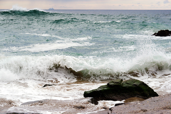 Waves at Couminole