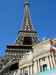 Paris Las Vegas Eiffel Tower