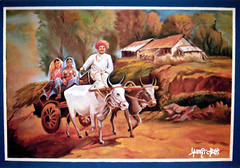 25 (coolbhatt) Tags: painting exhibition baroda rangoli