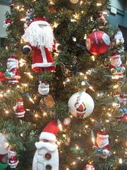 Santa Christmas Tree (c) Linette Gerlach