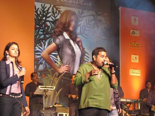 Shankar Mahadevan & Akruti