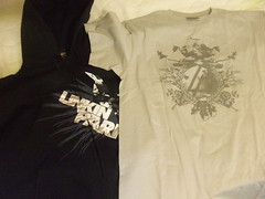 Linkin Park ライブグッヅ 2007 Tour