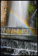Rainbow 1 (Nespyxel) Tags: fall water fountain tivoli rainbow falls fontana arcobaleno cascata villadeste challengeyouwinner nespyxel stefanoscarselli fotocompetition fotocompetitionbronze pleasedontusethisimageonwebsites blogsorothermediawithoutmyexplicitpermissionallrightsreserved