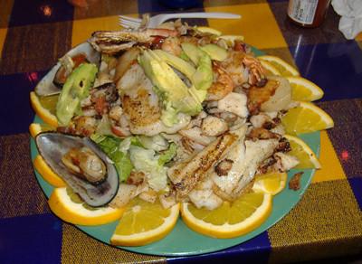 Tacos Ensenada - Parillada de Mariscos